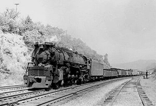 Rail - Rolling Stock (Freight) - Consist - Mixed