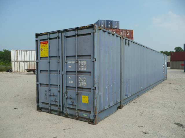 Vehicle - Intermodal - Container - 53 Foot - Corrugated