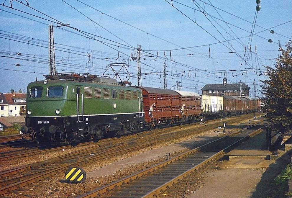 Vehicle - Rail - Rolling Stock (Freight) - Consist - Mixed