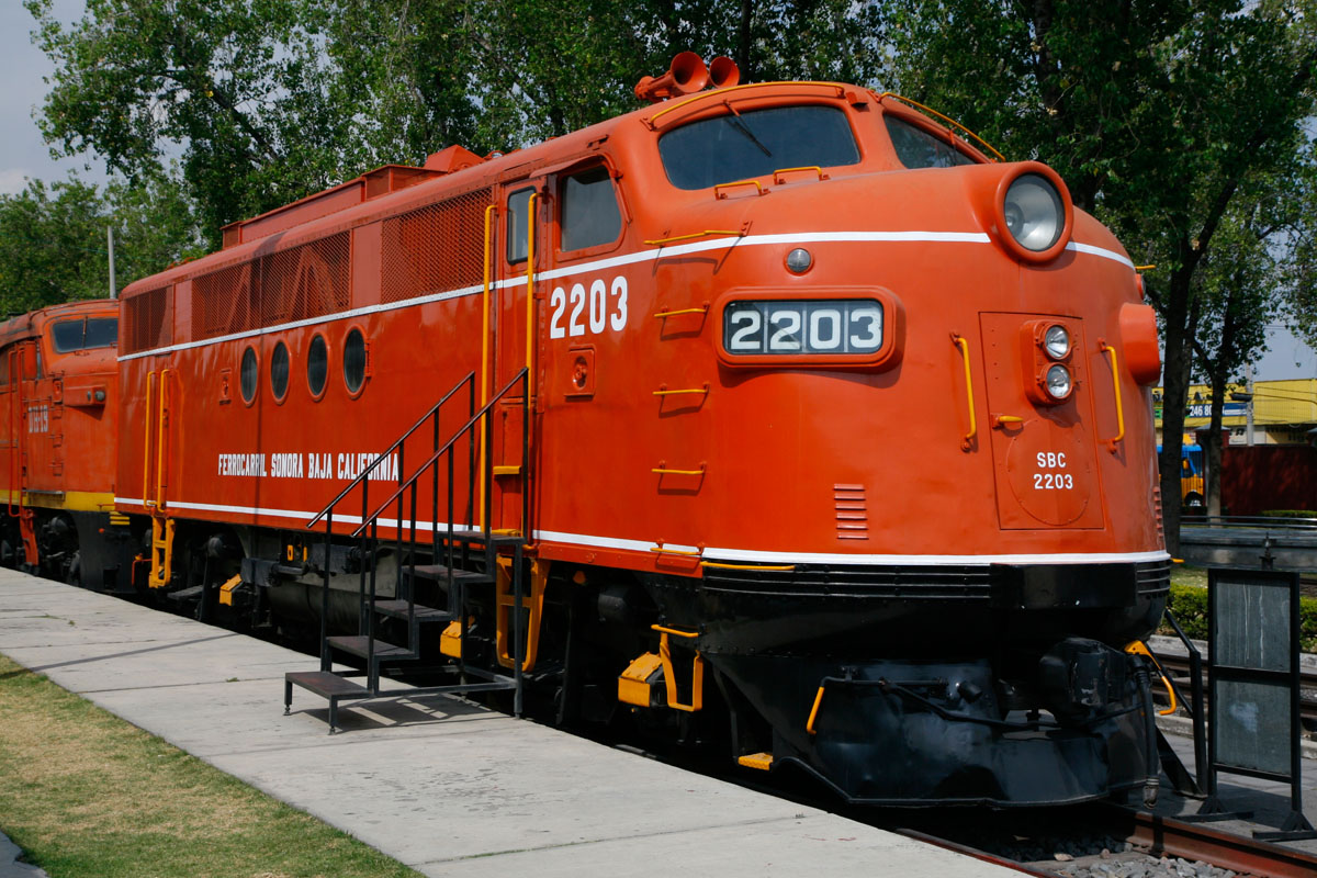 Rail - Locomotive - Diesel - EMD FT