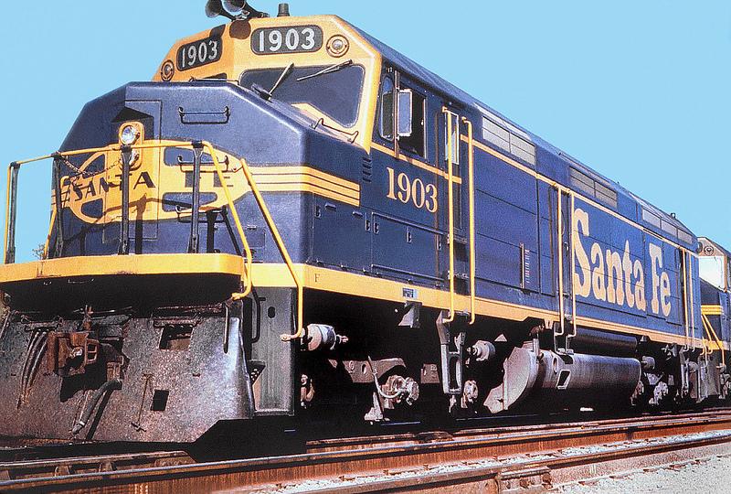 Vehicle - Rail - Locomotive - Diesel - EMD F45