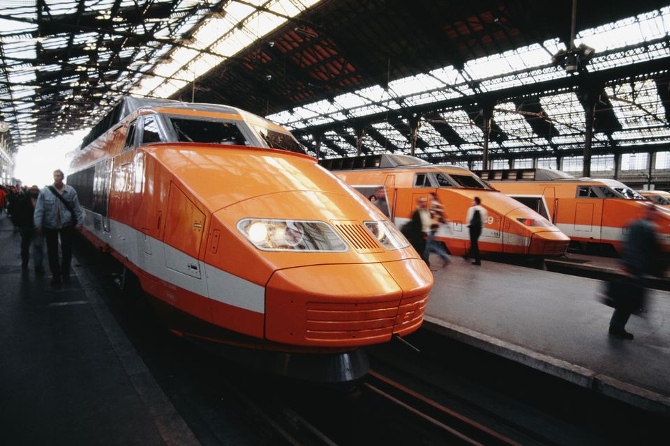 Vehicle - Rail - Passenger Train - Electric - TGV