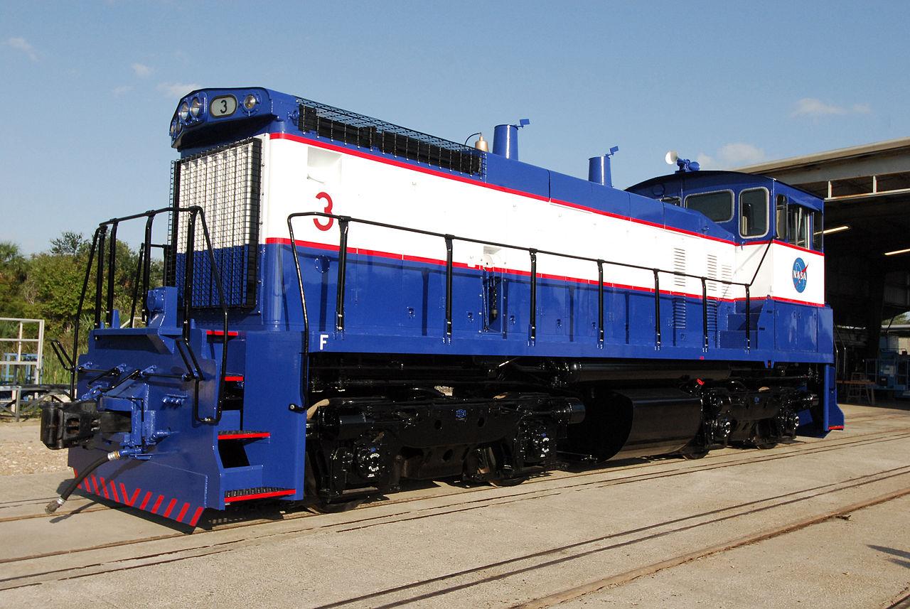 Rail - Locomotive - Diesel - EMD SW1500