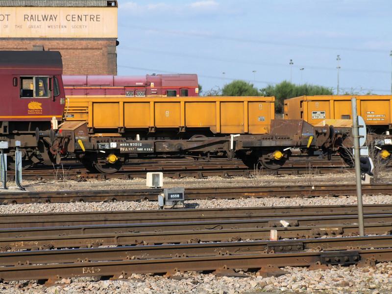 Rail - Rolling Stock (Freight) - Flatcar - 2-Axle