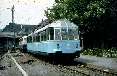 Rail - Railcar - Electric - ET 91