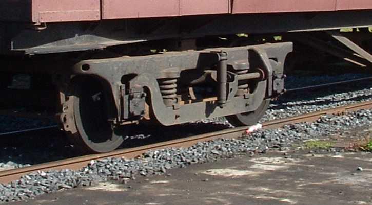 Rail - Rolling Stock (Freight) - Bogie - 2-Axle