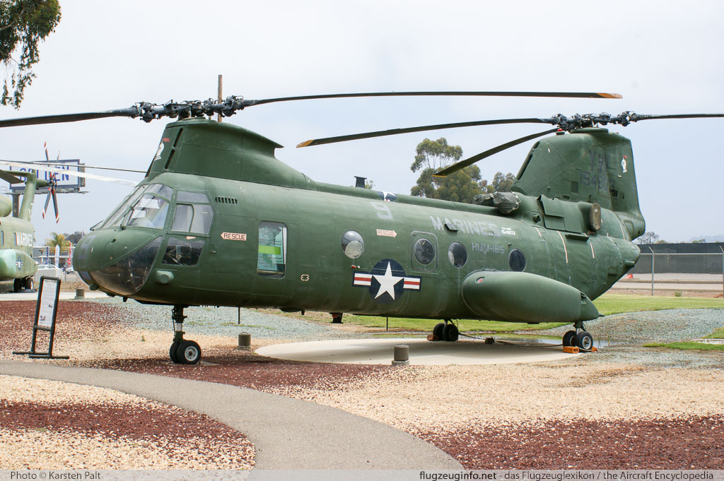 Aircraft - Helicopter - Boeing - Vertol