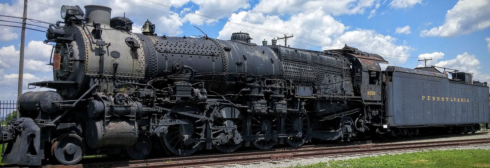 Rail - Locomotive - Steam - 4-8-2 Mountain M1