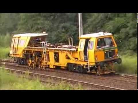 Rail - Rolling Stock (Freight) - Maintenance of Way - Plasser & Theurer Duomatic 07-32