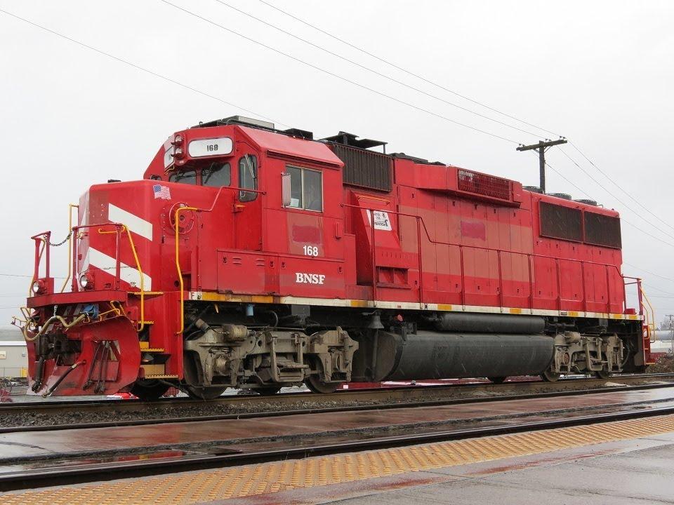 Rail - Locomotive - Diesel - EMD GP60