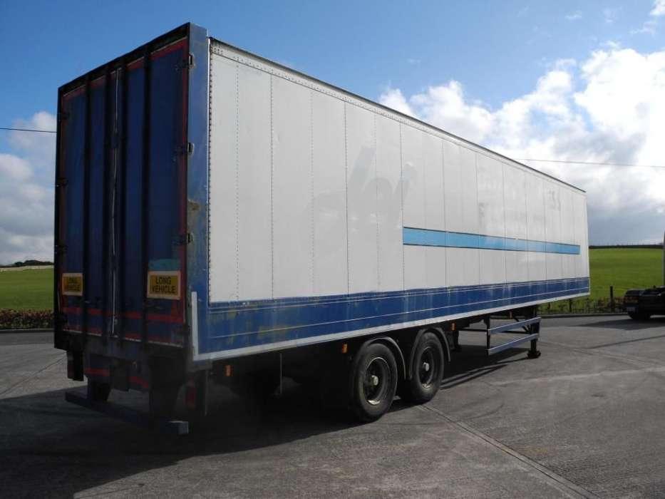 Vehicle - Vehicle - Trailer - 45 Foot - Box