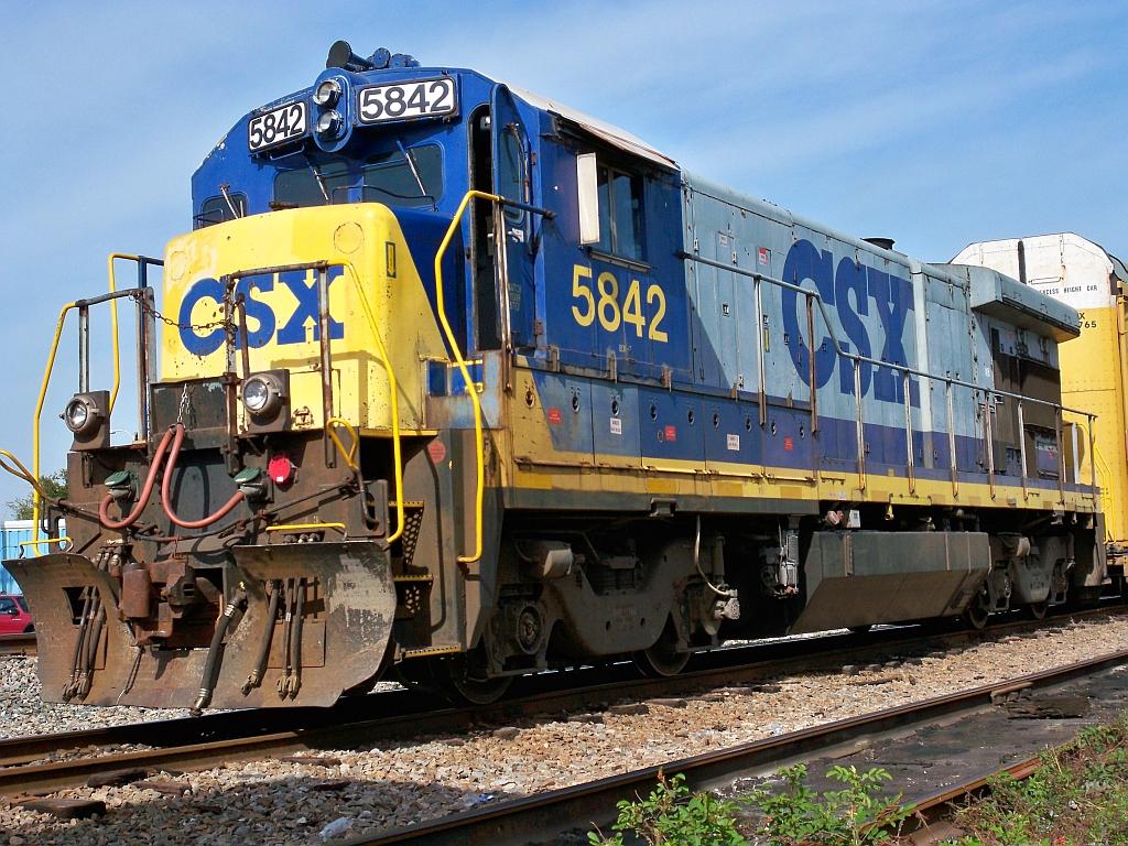 Rail - Locomotive - Diesel - GE B36-7