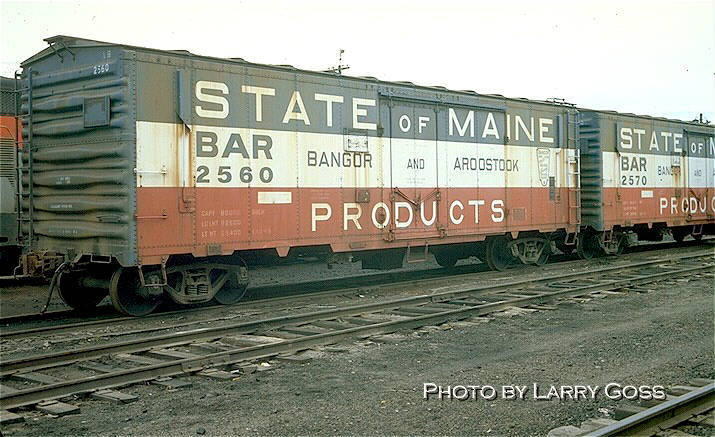 Rail - Rolling Stock (Freight) - Boxcar - 40 Foot Steel XIH