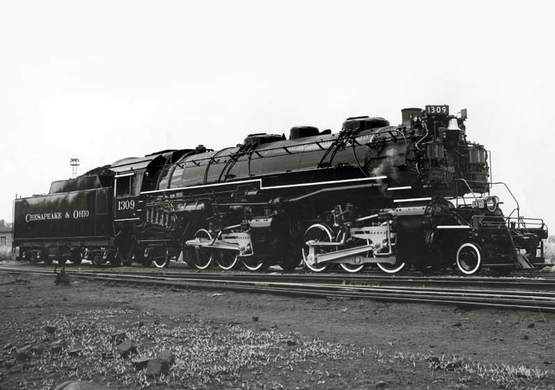 Rail - Locomotive - Steam - 2-6-6-2 USRA