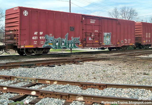 Rail - Rolling Stock (Freight) - Boxcar - 62 Foot BX-177