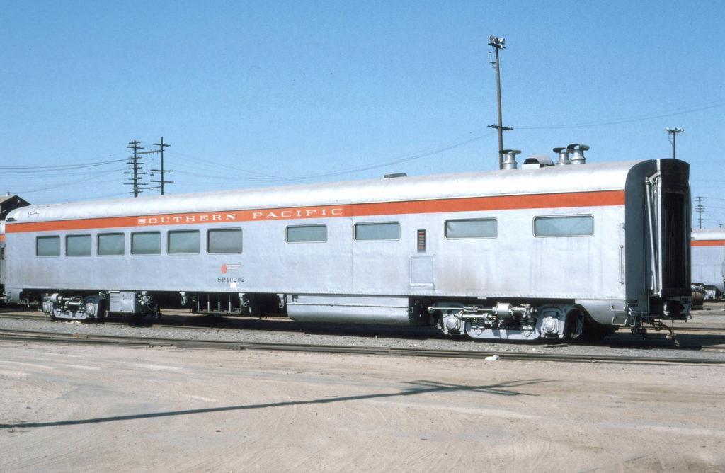 Rail - Passenger Car - Streamlined/Lightweight - Pullman Diner Plan 7581