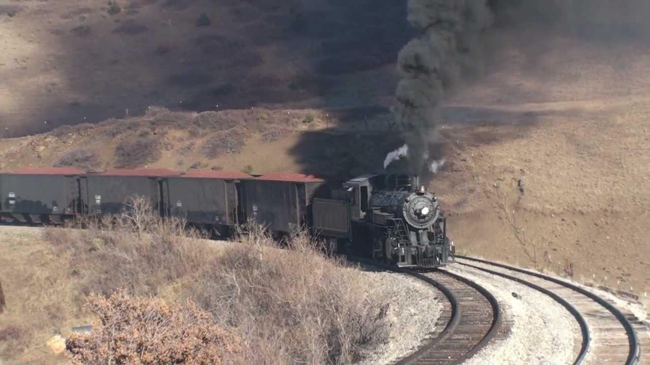Vehicle - Rail - Freight Train - Steam - Transition Era