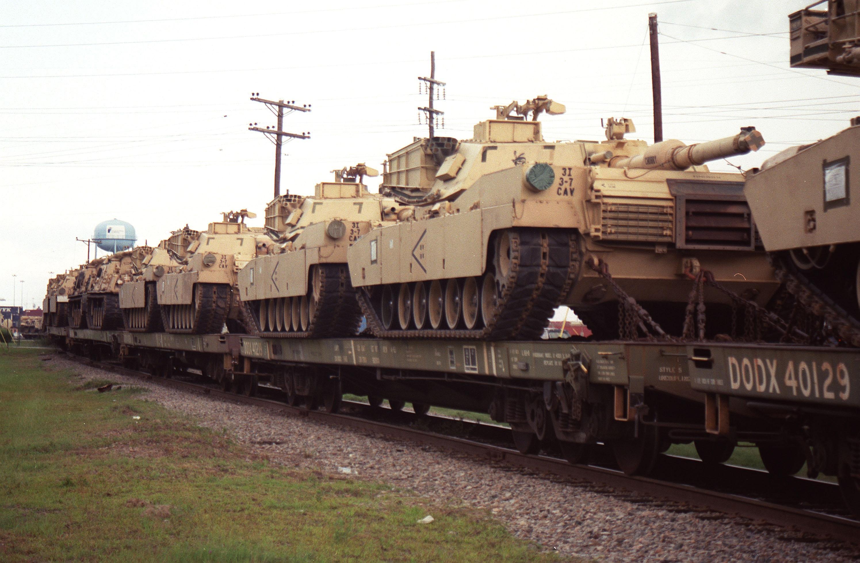 Rail - Rolling Stock (Freight) - Flatcar - 68 Foot, 150-ton, 6-axle