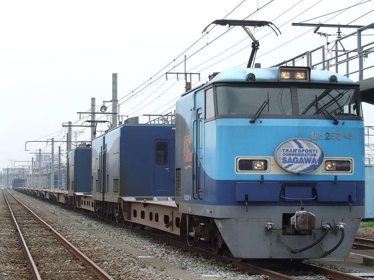 Vehicle - Rail - Freight Train - Electric - M250 Series