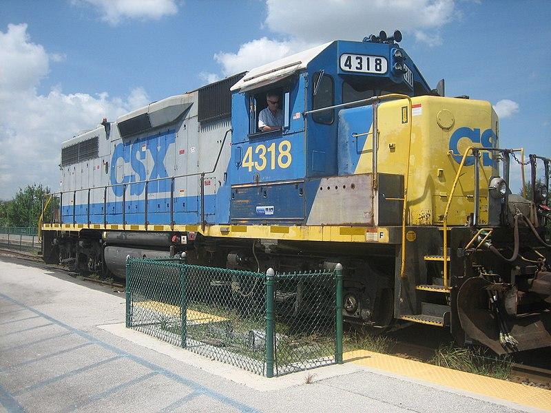 Rail - Locomotive - Diesel - EMD GP39-2