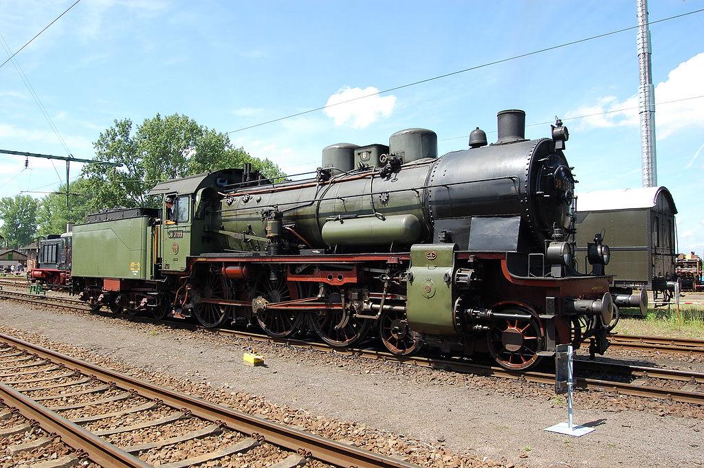 Vehicle - Rail - Locomotive - Steam - 4-6-0