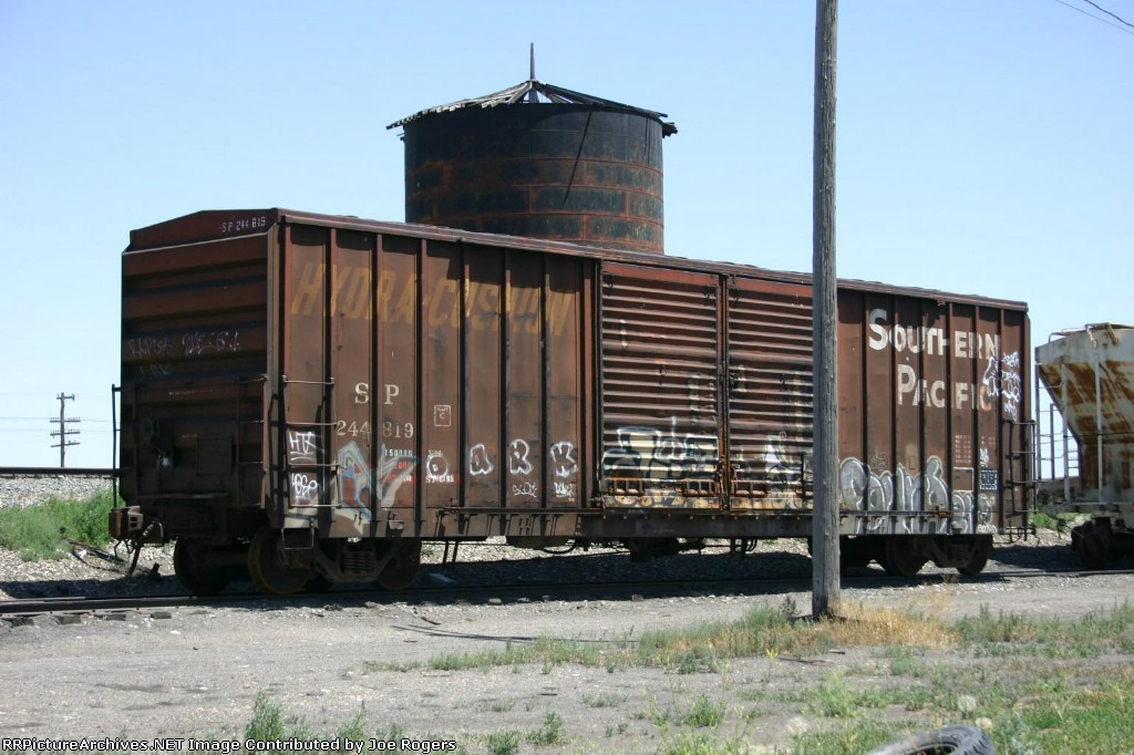 Vehicle - Rail - Rolling Stock (Freight) - Boxcar - FMC 5283