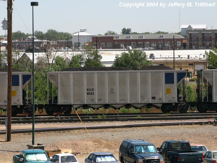 Rail - Rolling Stock (Freight) - Open Hopper - 5-Bay Trinity RD IV