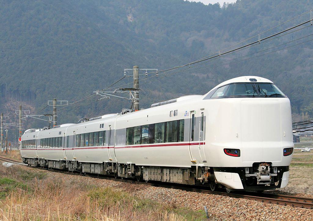 Rail - Passenger Train - Electric - Series 287