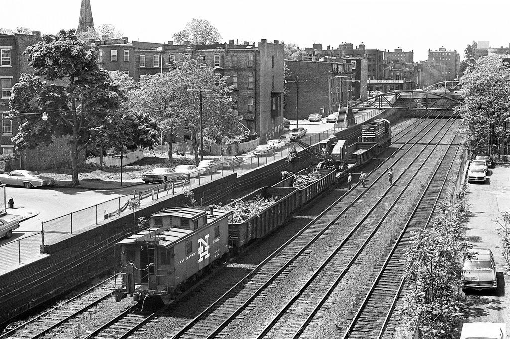 Rail - Rolling Stock (Freight) - Maintenance of Way - Transition Era
