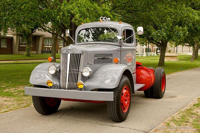 Vehicle - Vehicle - Truck - Semi Tractor Cab - White WC22