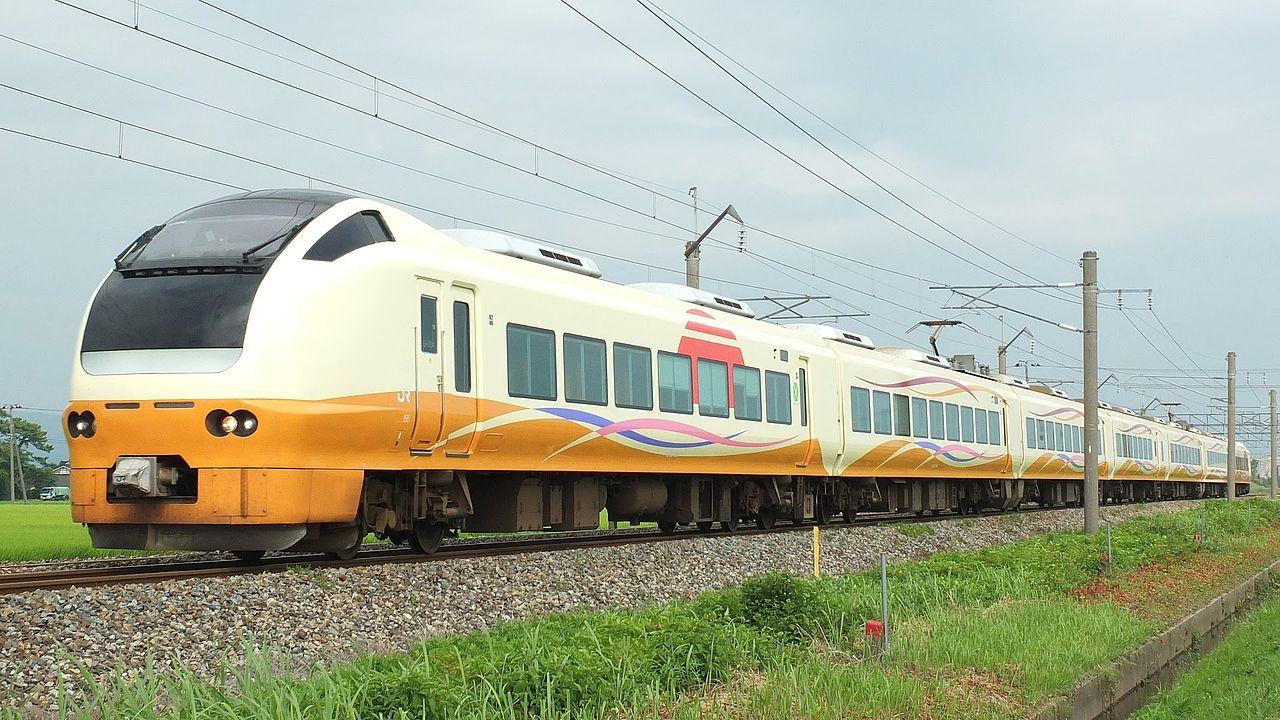 Rail - Passenger Train - Electric - Series E653