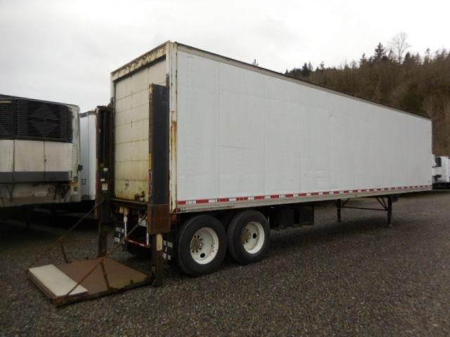 Vehicle - Vehicle - Trailer - 40 Foot - Box