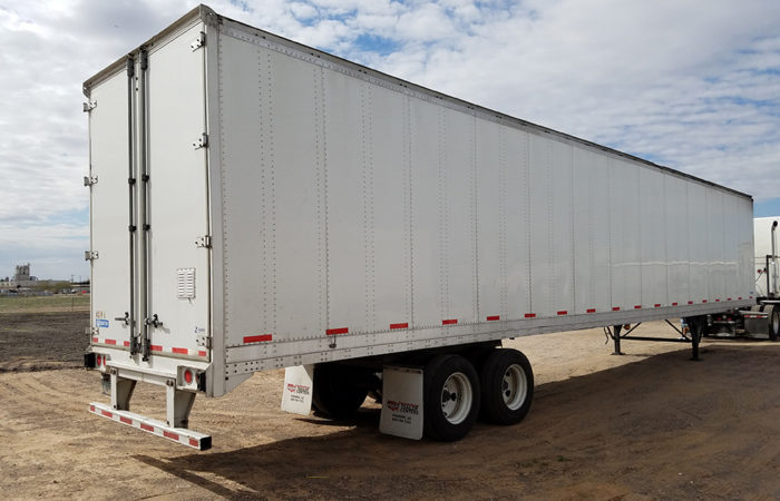 Vehicle - Vehicle - Trailer - 48 Foot - Box
