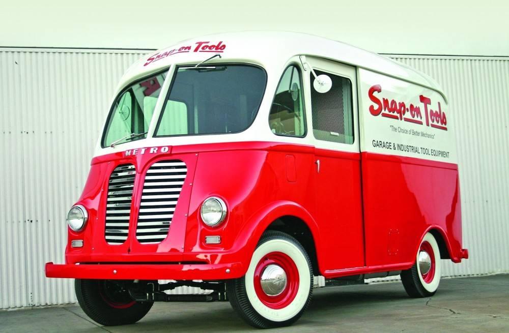 Vehicle - Vehicle - Truck - Van - IH Metro Van
