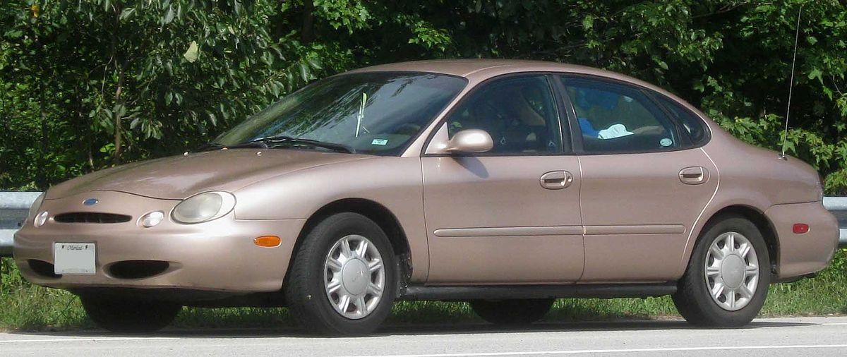 Vehicle - Automobile - Ford - Taurus