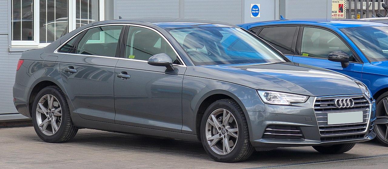 Vehicle - Vehicle - Automobile - Audi - A4