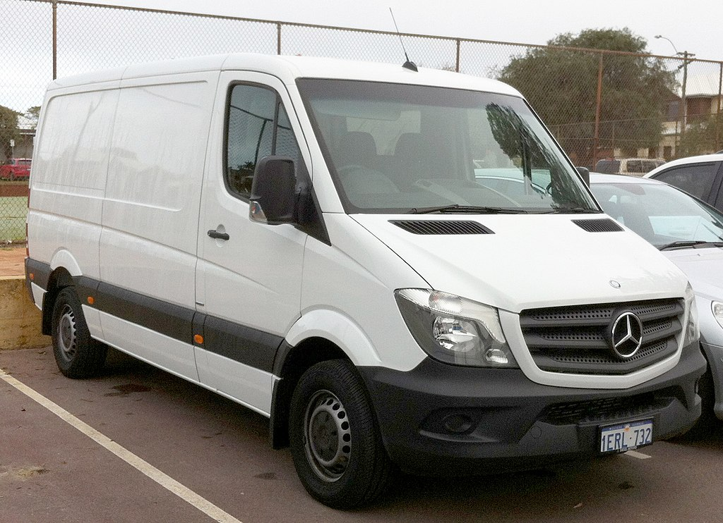 Vehicle - Truck - Mercedes - Sprinter