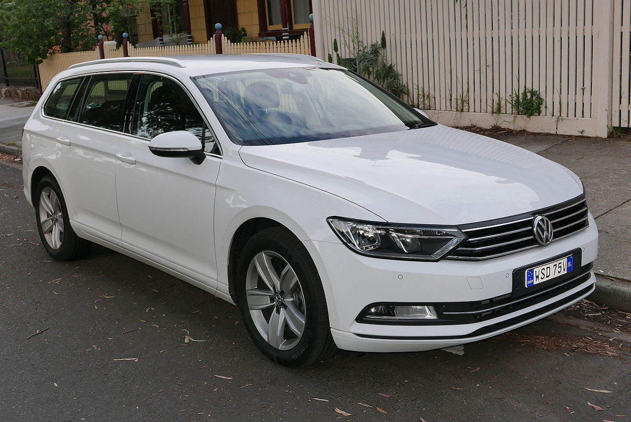 Vehicle - Vehicle - Automobile - Volkswagen - Passat