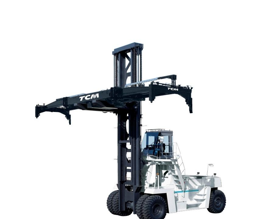 Vehicle - Intermodal - Truck - Intermodal - Laden Container Handler