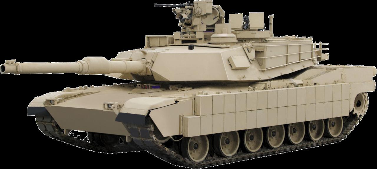 Intermodal - Armored Vehicle - Tank - M1 Abrams
