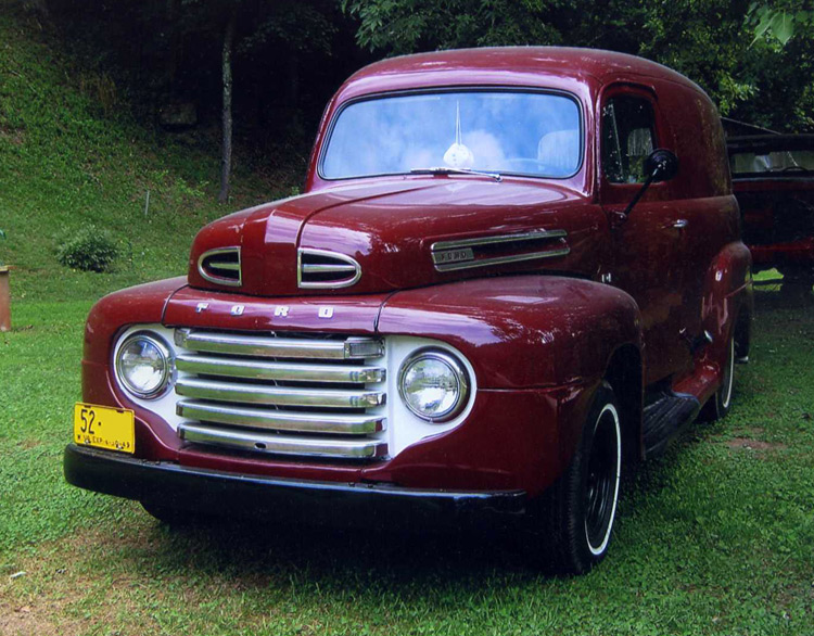 Vehicle - Vehicle - Truck - Ford - F-Series