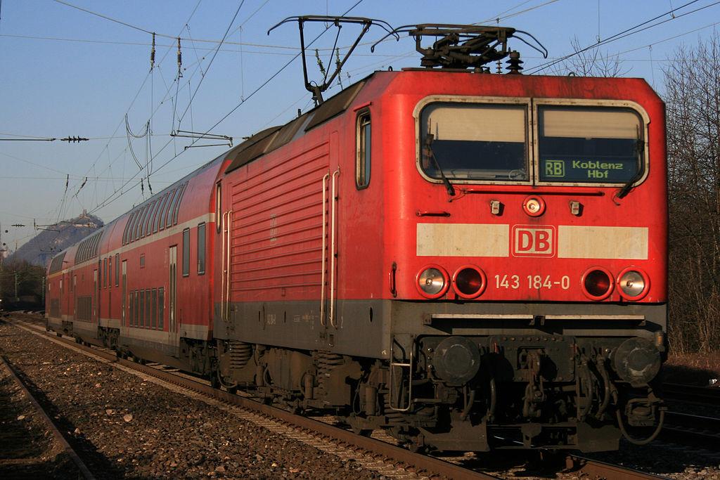 Vehicle - Rail - Passenger Train - Electric - Epoch IV