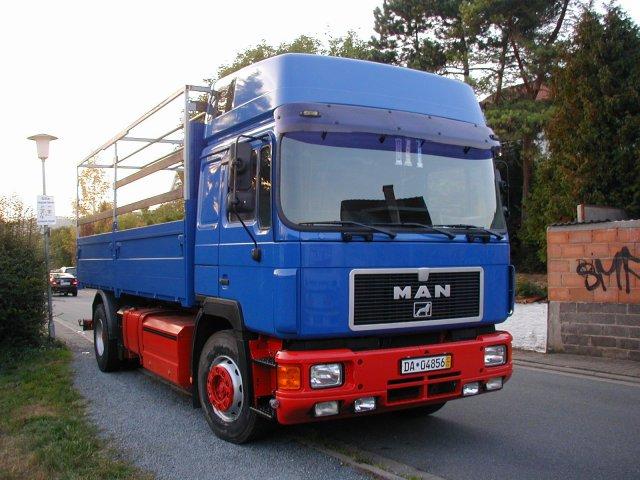 Vehicle - Vehicle - Truck - Semi Tractor Cab - MAN F90