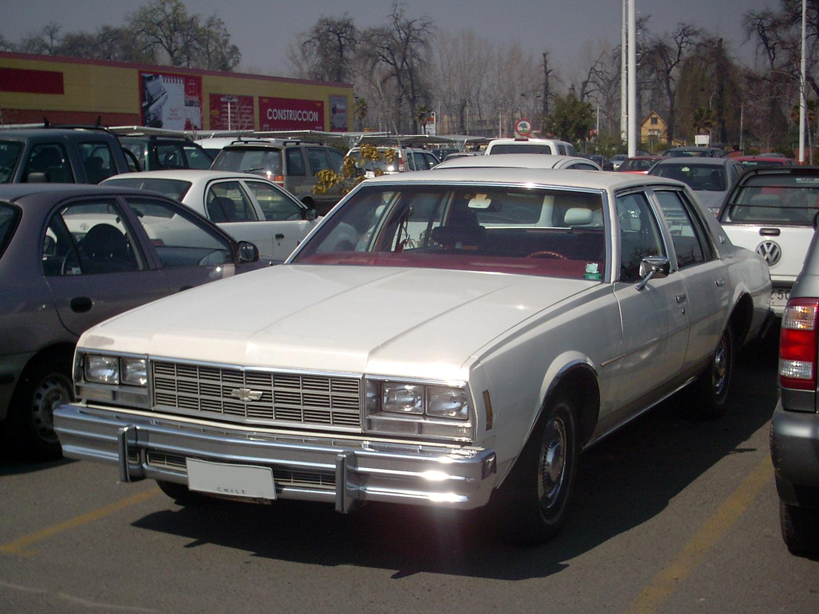 Vehicle - Vehicle - Automobile - Chevrolet - Impala