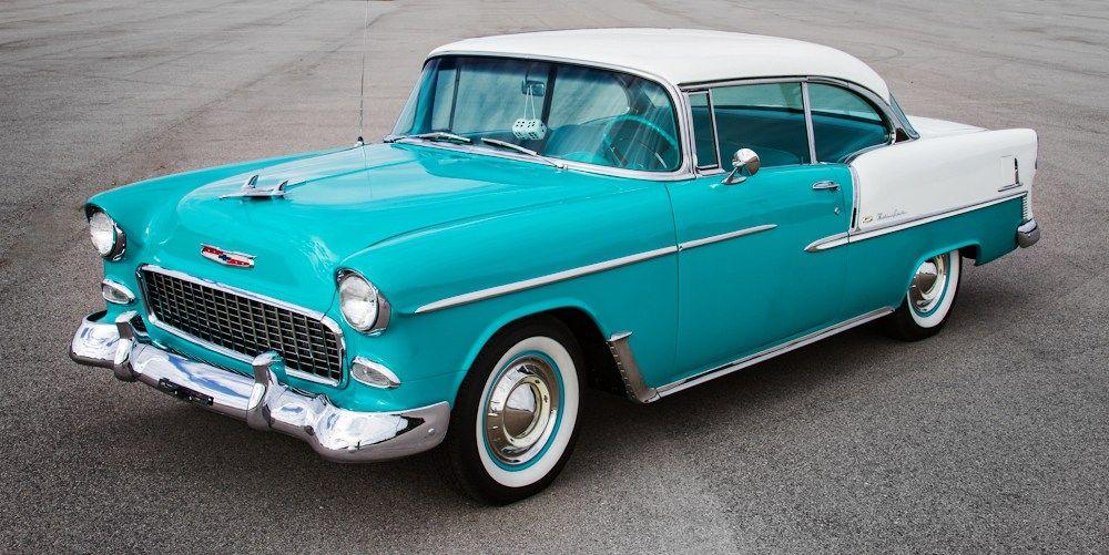 Vehicle - Vehicle - Automobile - Chevrolet - Bel Air