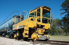 Rail - Railcar Mover - Diesel - Various