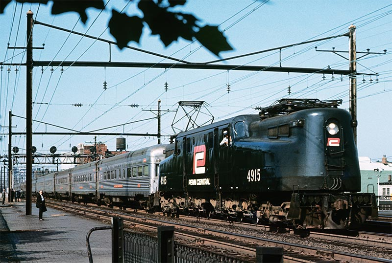 Rail - Passenger Train - Diesel - Post Transition Era
