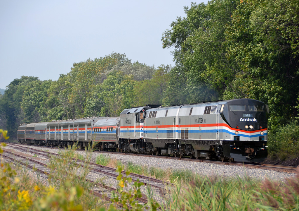 Rail - Passenger Train - Diesel - Modern