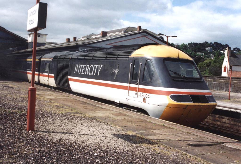 Rail - Locomotive - Diesel - BR Class 43 (HST)