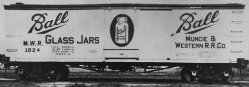 Vehicle - Rail - Rolling Stock (Freight) - Boxcar - 36 Foot Wood Truss